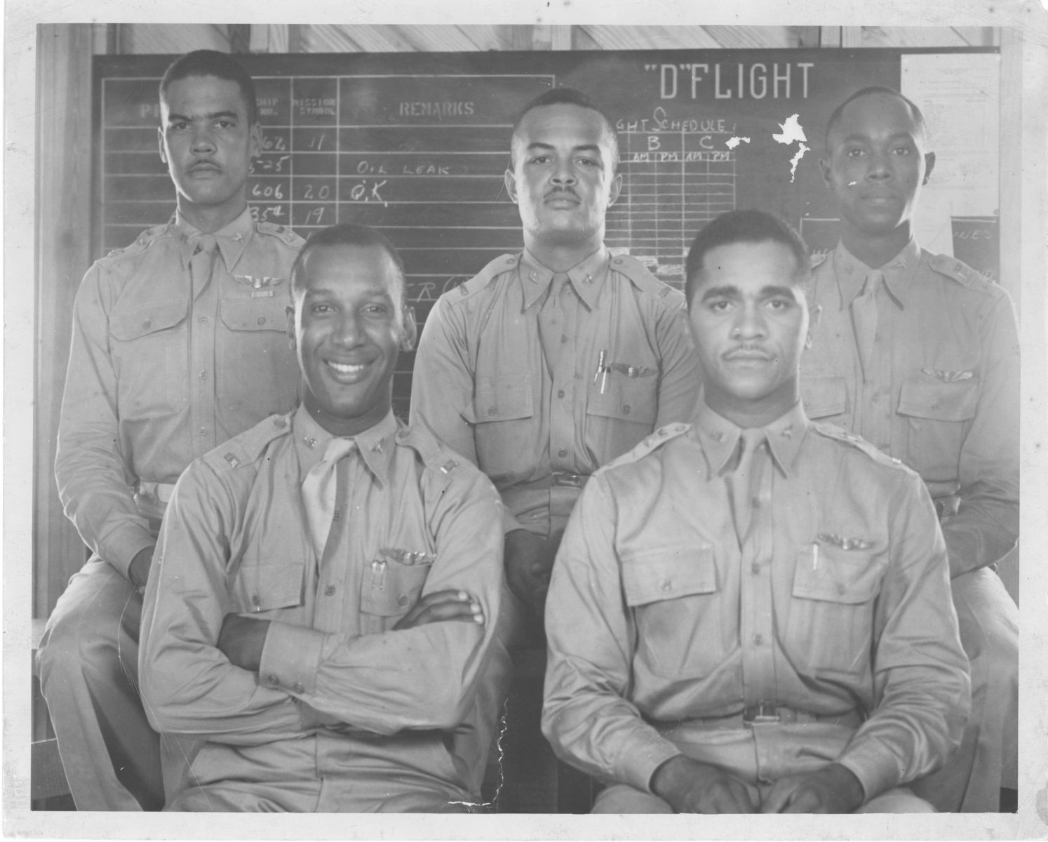 First Class of Tuskegee Airmen